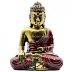 Buda Balinés Rojo