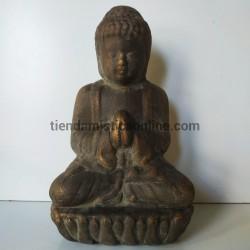Buda Japonés Rezando