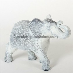 Elefante Blanco Mandala
