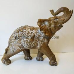 Elefante Flor