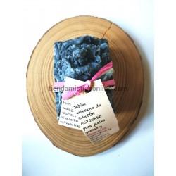 Jabón de Carbón Activado Artesano