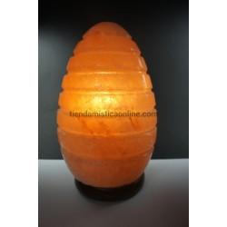 Lámpara Huevo Sal Himalaya