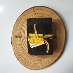 Jabón Exfoliante de Café Artesano