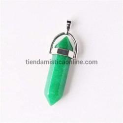 Colgante Jade Verde