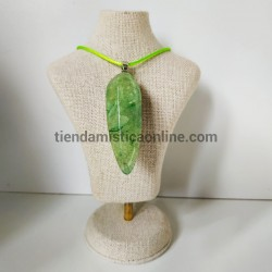 Colgante Jade Verde XXL