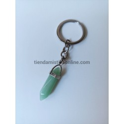 LLavero Jade Verde
