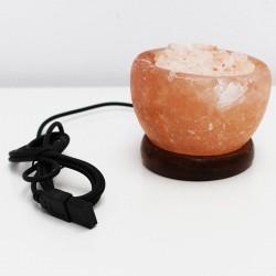 Lámpara de Sal Bowl USB