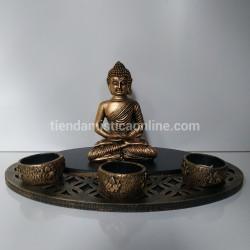 Altar Budista Jardín