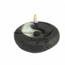 fuente de humo ying yang