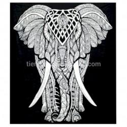 Colcha Elefante Sagrado