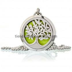 Collar Aromatizador Árbol de la Vida