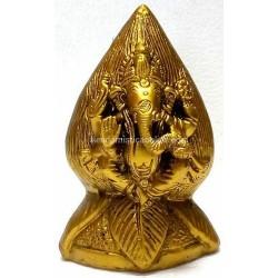 Ganesha en Flor de Loto