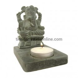 Portavelas Ganesha