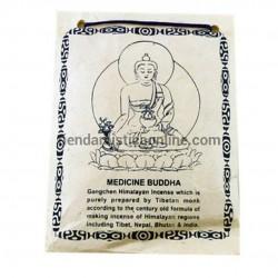 Incienso tibetano Buda de la Medicina