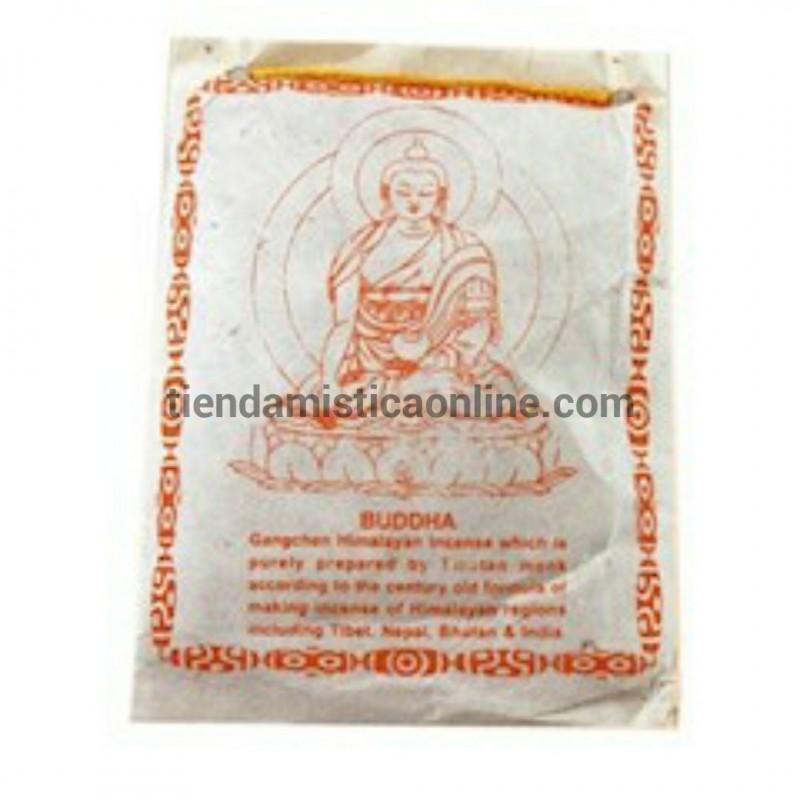Incienso Buda tibetano