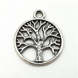 Árbol de la Vida Plateado