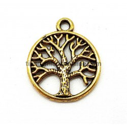 Árbol de la Vida Dorado