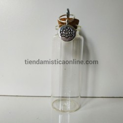 Tarro de Cristal Ritualizado
