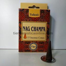 Conos de Nag Champa